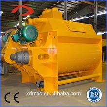 JS2000C double shaft compulsory concrete mixer for sale
