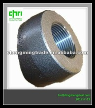 "Forged Pipefitting Weldolet/Threadolet/Olet Socket Weld/Threaded 1/8""-4"" 2000#-9000# SCH80-XXS Carbon/Stainless/Alloy Steel"