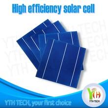 Buy Cheap Solar Cells Price 156mm*156mm 2BB/3BB Polycrystalline Silicon Solar Cells
