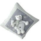 Cute Bear Xmas Sofa Cushion
