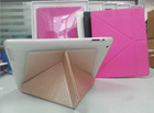 2014 hot sell fashion leather case for tablet PC holder Ipad products model cover