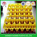 Personalizado plástico incubadora de ovos de codorna bandejas