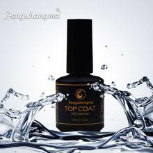 Environmental top coat for Shatter nail polish / Crackle nail polish / crack nail lacquer
