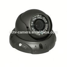 "Color 1/3"" Sony 2.0 Mega Pixel Sensor dome 1080P Full HD SDI dual lens dome cctv camera"