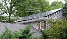 MPPT high efficiency 5kw solar powered atmospheric water generator
