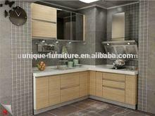 Mini customized kitchen cabinet, 3D kitchen cabinet simple designs, kitchen cabinet for sale