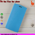 Kapak deri ucuz telefon kapağı için oneplus bir akıllı telefon kılıfı 1+