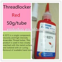 Kafuter K-0271 Thread sealant Single-component glue threadlocker Silicone Rubber Adhesive Sealant