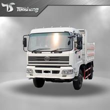 T260 4x2 10 ton chinese tipper truck