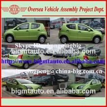 2015 completely new 1000cc gasoline mini car