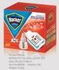 Mosquito repellent liquid with vaporiser set