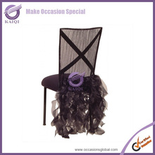 k0519spandex lycra chair bands chair sash for wedding
