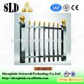 Top venda barato modelos de portões e cercas de ferro projetos jg-s015 china fabricante iso9001