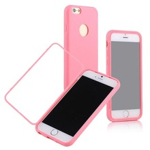 For iPhone 6 case slim, flip TPU case cover for iPhone 6, mobile phone shell maker