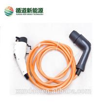 Electric Vehicle Charging plug