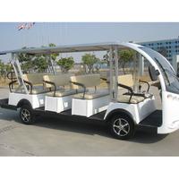 Mini 14 seat electric tourist bus price LT-S14