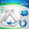 Andisoon amf025- 6( gnl) de masa de coriolis metro de flujo de gas estaciones