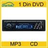 New 1 din car dvd player MP3 radio MP4, VCD