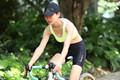 Atmungsaktiv schnell trocknend frauen sport-bh, tragen bh für den radsport