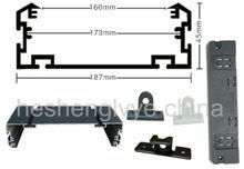 FQ-18745 led display frame/led screen frame for p10 led module with aluminum profile