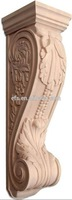2014New Style CHEAP traditional wooden decorative corbels and sculptures (EFS-CC03)
