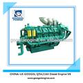 2014 googol motor pequeño barco de motor diesel