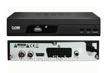 OEM DVB-T2 usb dongle set top box full hd 1080p with usb