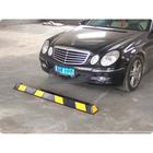 China One Black & Yellow 1.65 Meter Garage Parking Wheel Stop/Block Rubber Manufactures China