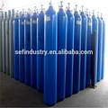 De alta pressão acetileno cilindro de gás preço de hidrogênio cilindro de gás