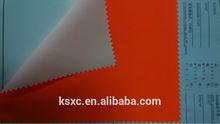 300D fluorescent orange oxford