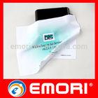 Eco friendly dual sided mobile microfiber cloth