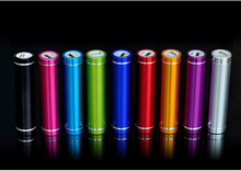 2600mah small size mobile phone, portable mobile smart power bank with flashlight