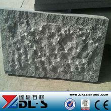 Dark Grey Granite G654 China Impala Rough-picked Tile Outdoor Paving 40x20