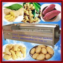potato/carrot/sweet potato/radish/taro and kiwi fruit cleaning and peeling machines
