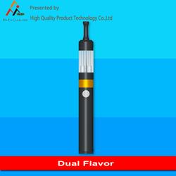 free sample 2014 Chian new e cigarette china.(Dual Flavor)