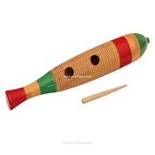 jugueteseducativos instrumentos musicales de percusión de madera grande agogo guiro juguetes