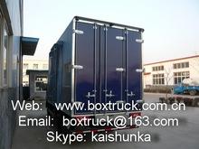 Dry Cargo Van Body