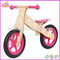 2015 nuevos niños de madera bicicleta de equilibrio, Niños de madera bicicleta de equilibrio juguete, Niños de madera bicicleta de equilibrio conjunto W16C016