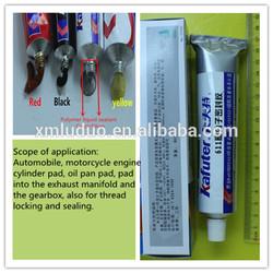 Kafuter 611 Polymer liquid sealant Non-toxic glue Silicone Rubber Adhesive sealant