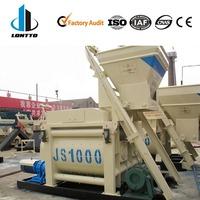 JS series Concrete Mixer Machine with Lift 1000L