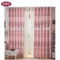 Moda últimos diseños teñido color sólido color cristal cordón de cortina