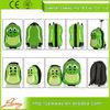 Hot-Selling high quality fashion ABS children school trolley bag