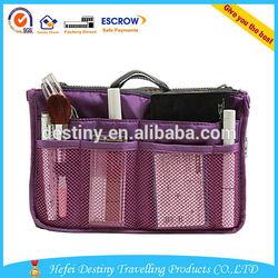 2015 wholesale korean cosmetics makeup bag organizer china supplier