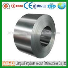Tisco main distributor 300 series steel coils stainless steel supplier