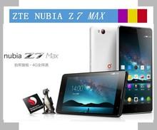 in stock Original ZTE Nubia Z7 NX505J 4G LTE Cellular Phone 5 '' 1920*1080 Qualcomm Snapdragon 801 Quad Core 13.0MP Camera phone