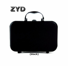 Small High Quality Handheld Aluminum Briefcase With Lightweight ZYD-HZMlc011