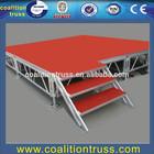 Exhibition aluminum stage truss/metal trusses for sale/steel truss