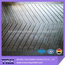 Patterned Rubber Conveyor Belts