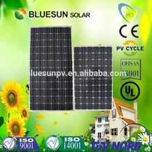 Best price CSA 240W solar panel manufacturing machines