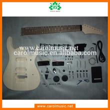 GK041china guitar 7 string guitar kit